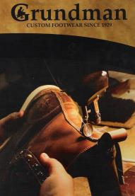 Grundman Shoe - Retail and Custom Shoes & Boots